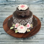 "Torte ""Chocolate Rose"""