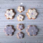 """Royal Icing Kekse """"Blumen"""""""