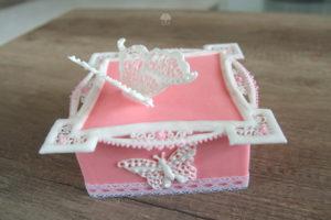 "Torte ""Pink Butterfly"""