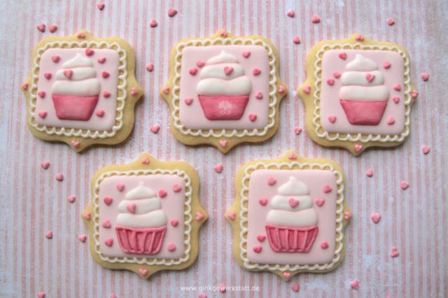 Pralinen & Kleingebäck: Kuchenliebe Kekse