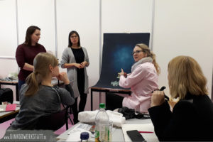 Tortenmesse 2018 - Bloggerworkshop
