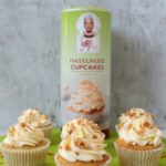 Backmischungen von Betty's Sugar Dreams: Haselnuss-Cupcakes