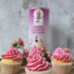Backmischungen von Betty's Sugar Dreams: Kokos-Cranberry-Cupcakes