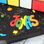 Rubik Torte Detail