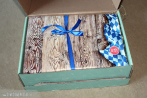 Ausprobiert: Meine Backbox - Septemberbox