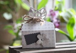 Anleitung: Kleine Geschenkbox