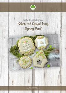 Anleitung: Spring Bird Kekse