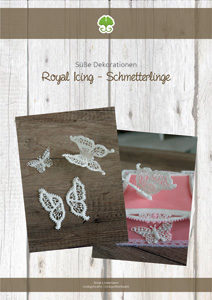 Anleitung: Schmetterlinge aus Royal Icing