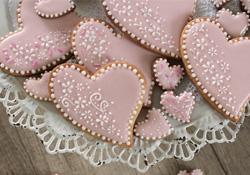 Anleitung: Herzkekse zum Valentinstag